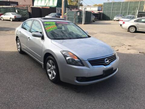 2007 Nissan Altima for sale at Adams Street Motor Company LLC in Dorchester MA