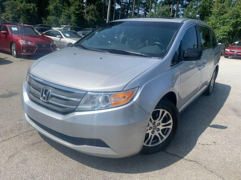 2012 Honda Odyssey for sale in Snellville, GA