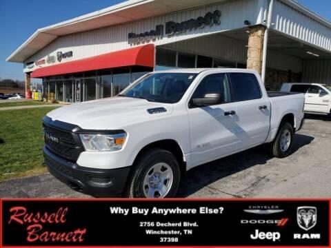 2020 RAM Ram Pickup 1500 for sale at Russell Barnett Chrysler Dodge Jeep Ram in Winchester TN