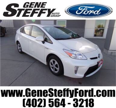 2015 Toyota Prius for sale at Gene Steffy Ford in Columbus NE