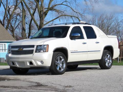 2012 Chevrolet Avalanche for sale at Tonys Pre Owned Auto Sales in Kokomo IN