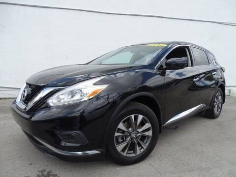 2017 Nissan Murano for sale at Automotive Credit Union Services in West Palm Beach FL