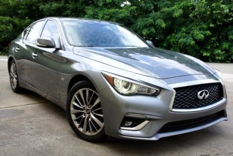 2018 Infiniti Q50 for sale at CU Carfinders in Norcross GA