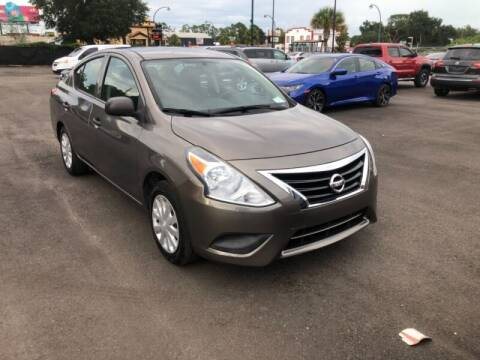 2015 Nissan Versa for sale at Empire Automotive Group Inc. in Orlando FL