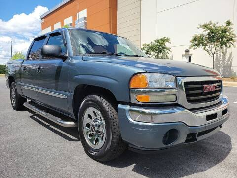 2007 GMC Sierra 1500 Classic for sale at ELAN AUTOMOTIVE GROUP in Buford GA