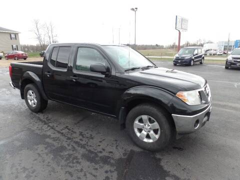2011 Nissan Frontier for sale at STEINKE AUTO INC. in Clintonville WI