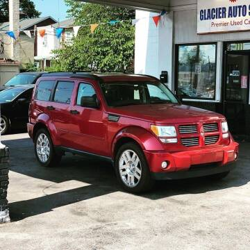 2011 Dodge Nitro for sale at Glacier Auto Sales in Wilmington DE
