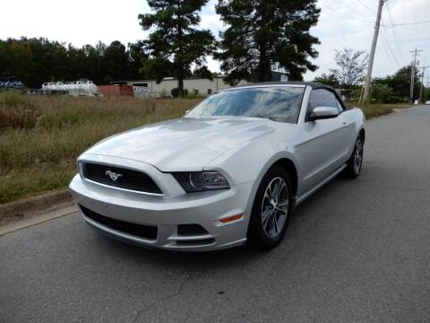 2014 Ford Mustang for sale at United Traders Inc. in North Little Rock AR