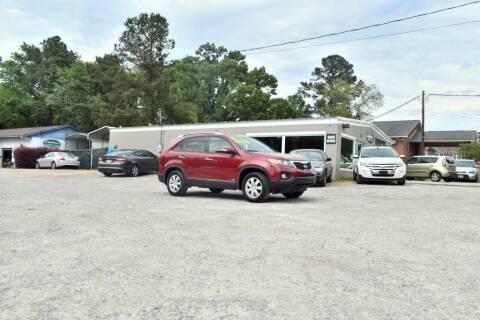 2011 Kia Sorento for sale at Barrett Auto Sales in North Augusta SC