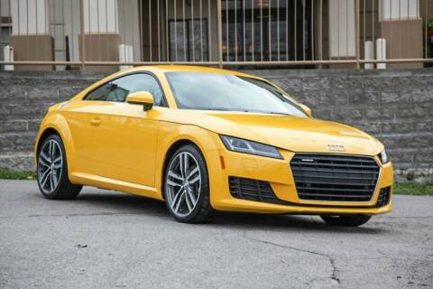 2016 Audi TT for sale at NJ Enterprises in Indianapolis IN