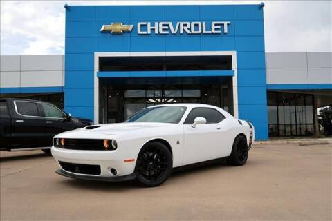 2019 Dodge Challenger for sale at Lipscomb Auto Center in Bowie TX