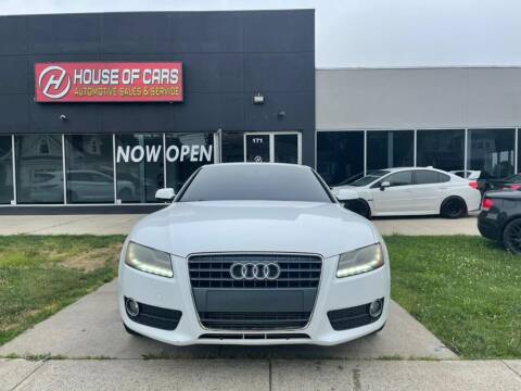 2012 Audi A5 for sale at HOUSE OF CARS CT in Meriden CT