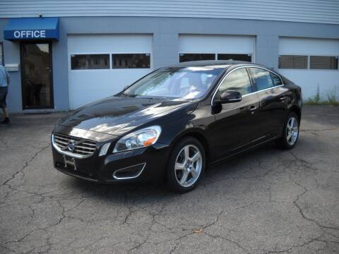 2013 Volvo S60 for sale at Best Wheels Imports in Johnston RI