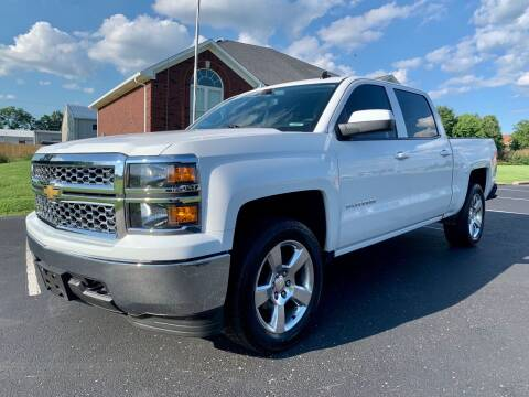 2014 Chevrolet Silverado 1500 for sale at HillView Motors in Shepherdsville KY