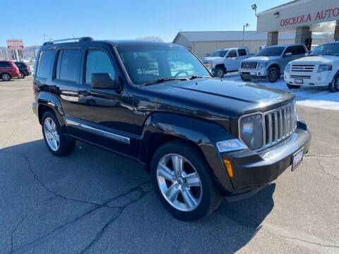 2012 Jeep Liberty for sale at Osceola Auto Sales and Service in Osceola WI