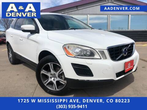 2011 Volvo XC60 for sale at A & A AUTO LLC in Denver CO