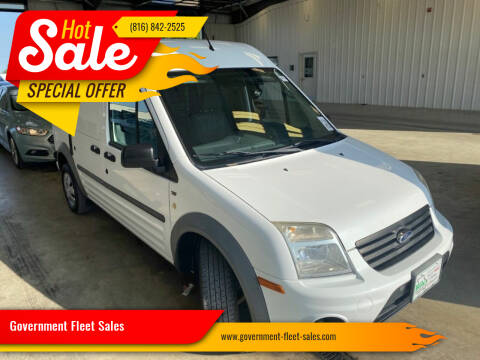 2013 Ford Transit Connect for sale at Government Fleet Sales in Kansas City MO