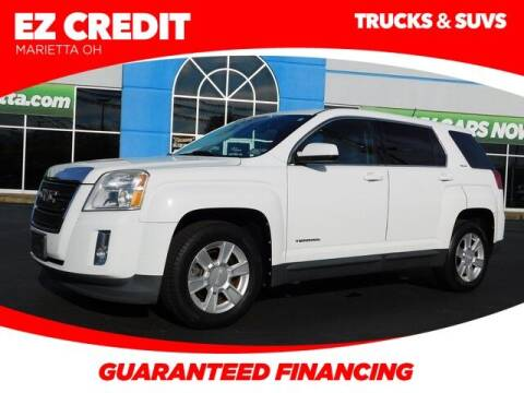 2012 GMC Terrain for sale at Pioneer Family preowned autos in Williamstown WV