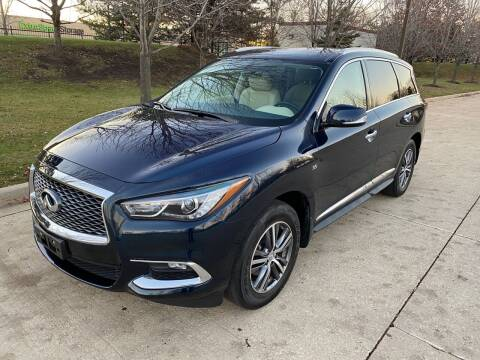 2017 Infiniti QX60 for sale at Western Star Auto Sales in Chicago IL