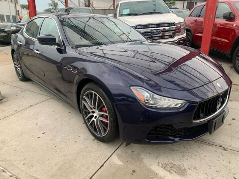 2017 Maserati Ghibli for sale at LIBERTY AUTOLAND INC - LIBERTY AUTOLAND II INC in Queens Villiage NY