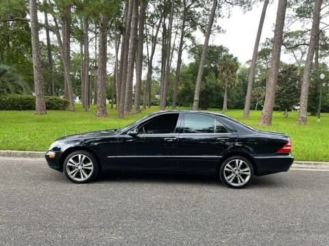 2001 Mercedes-Benz S-Class for sale at Import Auto Brokers Inc in Jacksonville FL