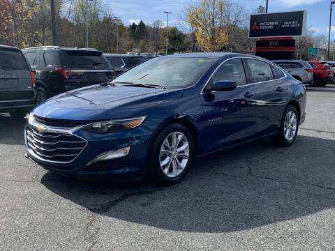 2019 Chevrolet Malibu for sale at Midstate Auto Group in Auburn MA