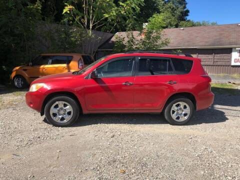 2007 Toyota RAV4 for sale at Compact Cars of Pittsburgh in Pittsburgh PA