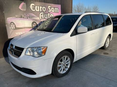 2014 Dodge Grand Caravan for sale at Euro Auto in Overland Park KS