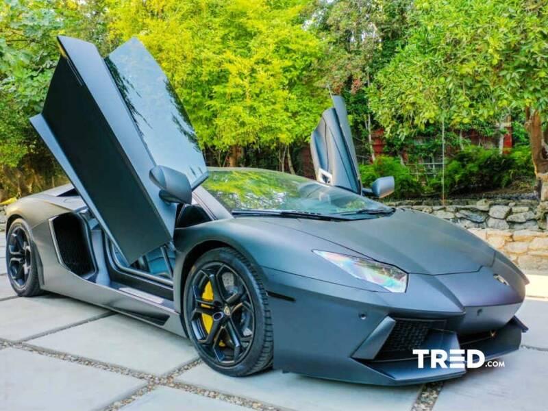 2012 Lamborghini Aventador for sale in Los Angeles, CA