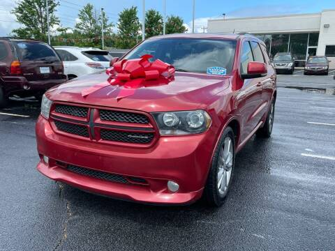 2011 Dodge Durango for sale at Charlotte Auto Group, Inc in Monroe NC