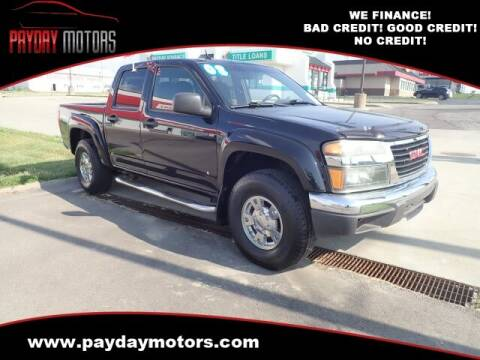 2008 GMC Canyon for sale at Payday Motors in Wichita KS