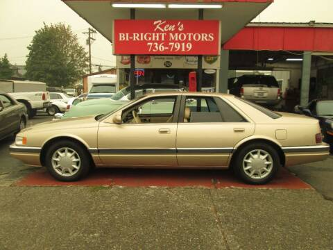 1997 Cadillac Seville for sale at Bi Right Motors in Centralia WA