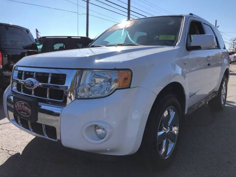 2008 Ford Escape for sale at The Car Guys in Hyannis MA