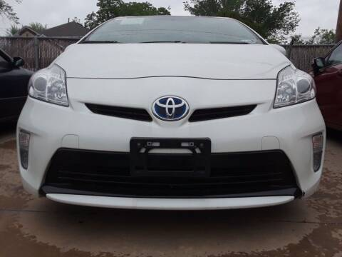 2015 Toyota Prius for sale at Auto Haus Imports in Grand Prairie TX