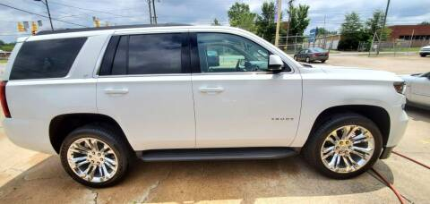 2020 Chevrolet Tahoe for sale at Tims Auto Sales in Rocky Mount NC
