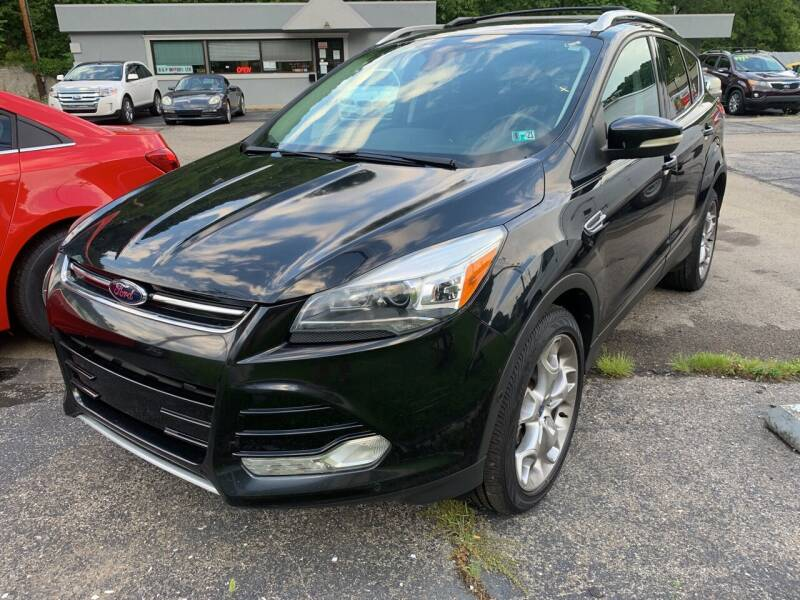 2013 Ford Escape for sale at B & P Motors LTD in Glenshaw PA