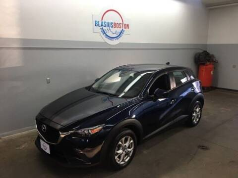 2018 Mazda CX-3 for sale at WCG Enterprises in Holliston MA
