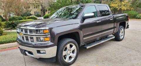 2015 Chevrolet Silverado 1500 for sale at Motorcars Group Management - Brele Investments LLC in San Antonio TX