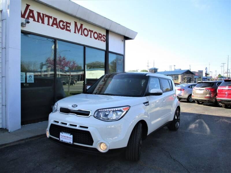 2015 Kia Soul for sale at Vantage Motors LLC in Raytown MO