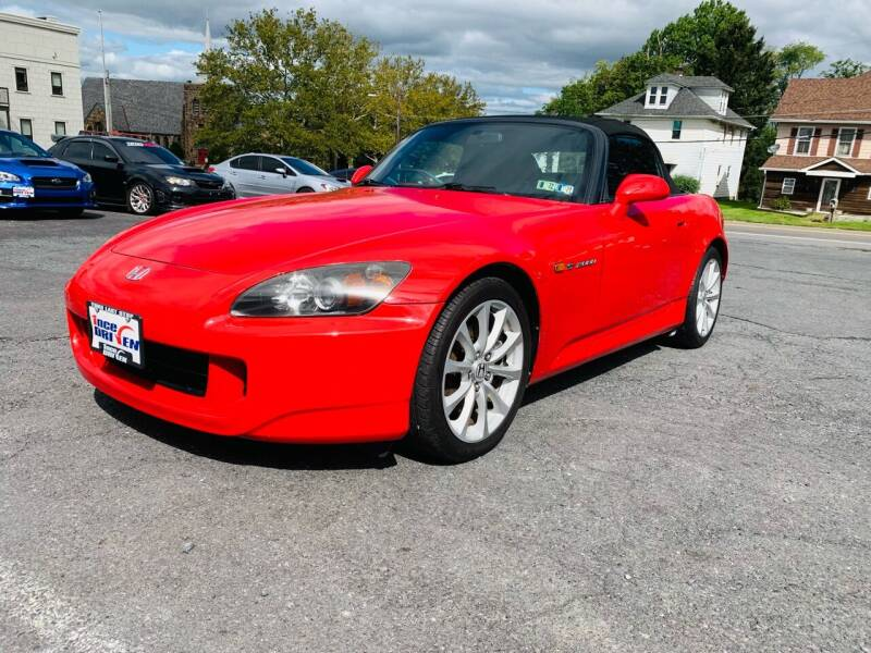 2007 Honda S2000 for sale at 1NCE DRIVEN in Easton PA