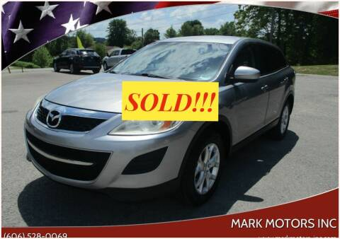 2012 Mazda CX-9 for sale at Mark Motors Inc in Gray KY
