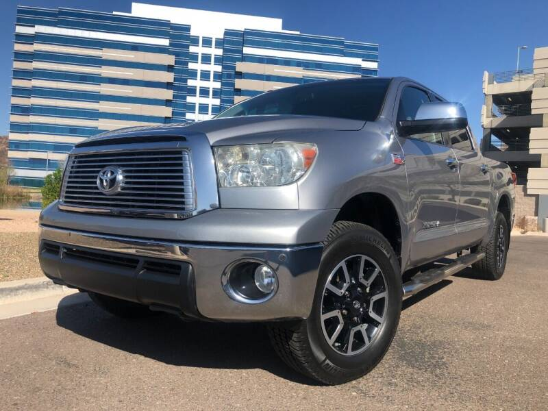 2010 Toyota Tundra for sale at Day & Night Truck Sales in Tempe AZ