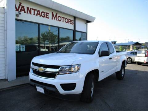2016 Chevrolet Colorado for sale at Vantage Motors LLC in Raytown MO