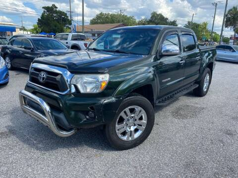 2013 Toyota Tacoma for sale at CHECK AUTO, INC. in Tampa FL