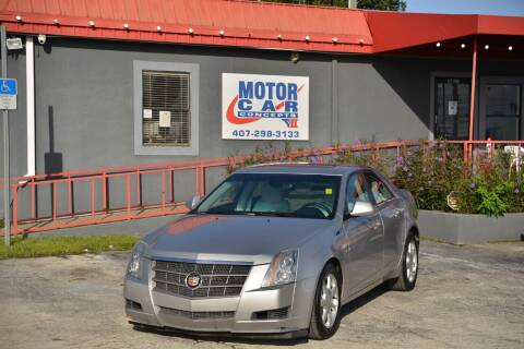 2008 Cadillac CTS for sale at Motor Car Concepts II - Kirkman Location in Orlando FL
