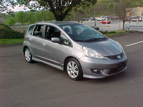 2009 Honda Fit for sale at North Hills Auto Mall in Pittsburgh PA