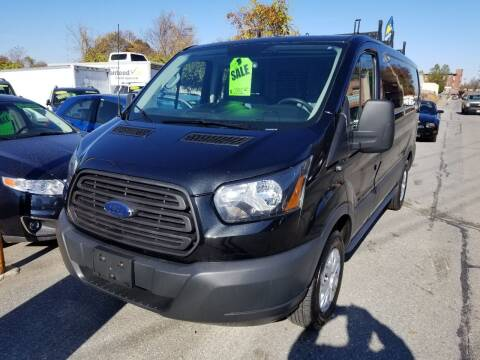 2015 Ford Transit Cargo for sale at Howe's Auto Sales in Lowell MA