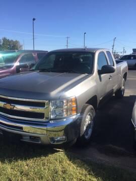 2013 Chevrolet Silverado 1500 for sale at Auto Credit Xpress - Jonesboro in Jonesboro AR