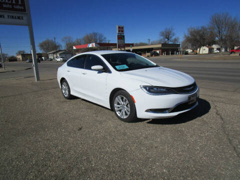 2016 Chrysler 200 for sale at Padgett Auto Sales in Aberdeen SD