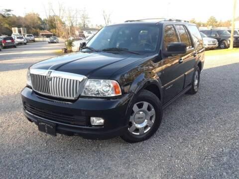 2006 Lincoln Navigator for sale at Joye & Company INC, in Augusta GA